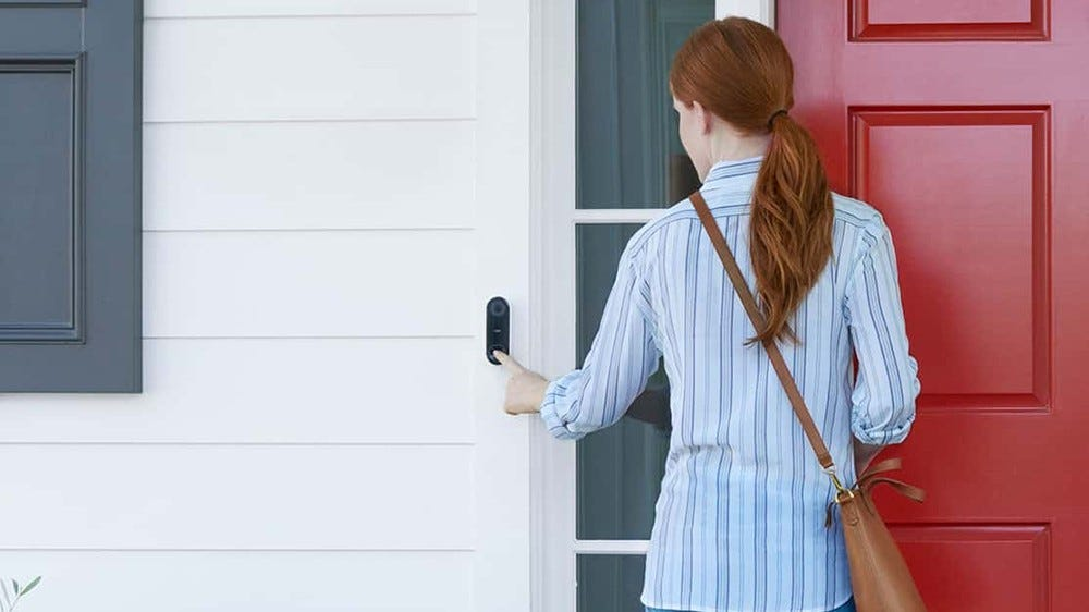 Nest's Long-Awaited Doorbell and Smart Lock Are Now On Sale