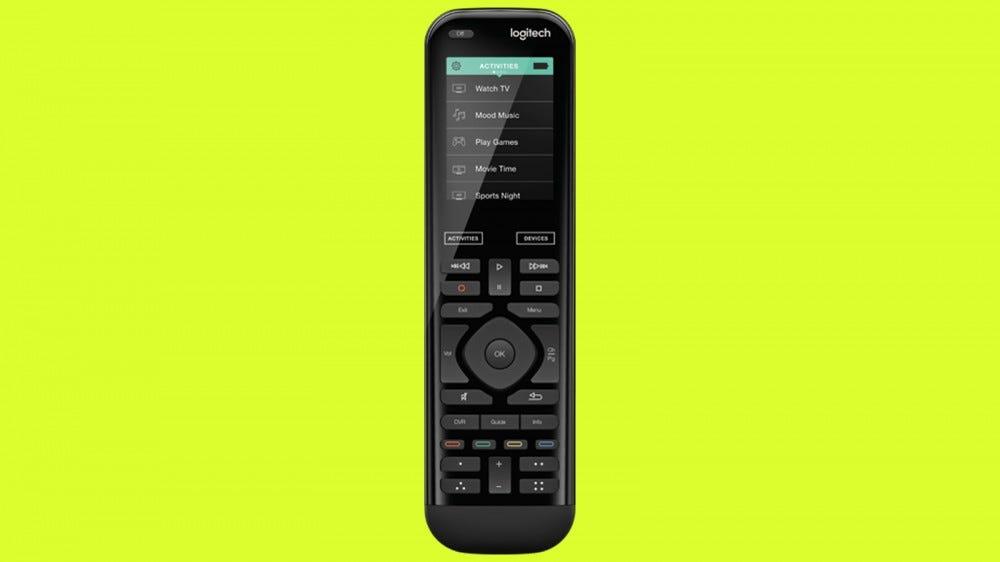 Logitech Harmony 950 remote
