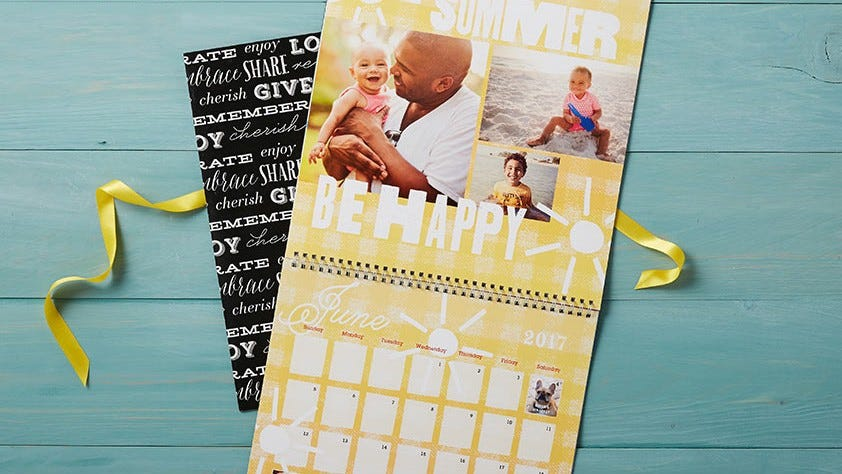 Best Photo Calendar Services Review Geek
