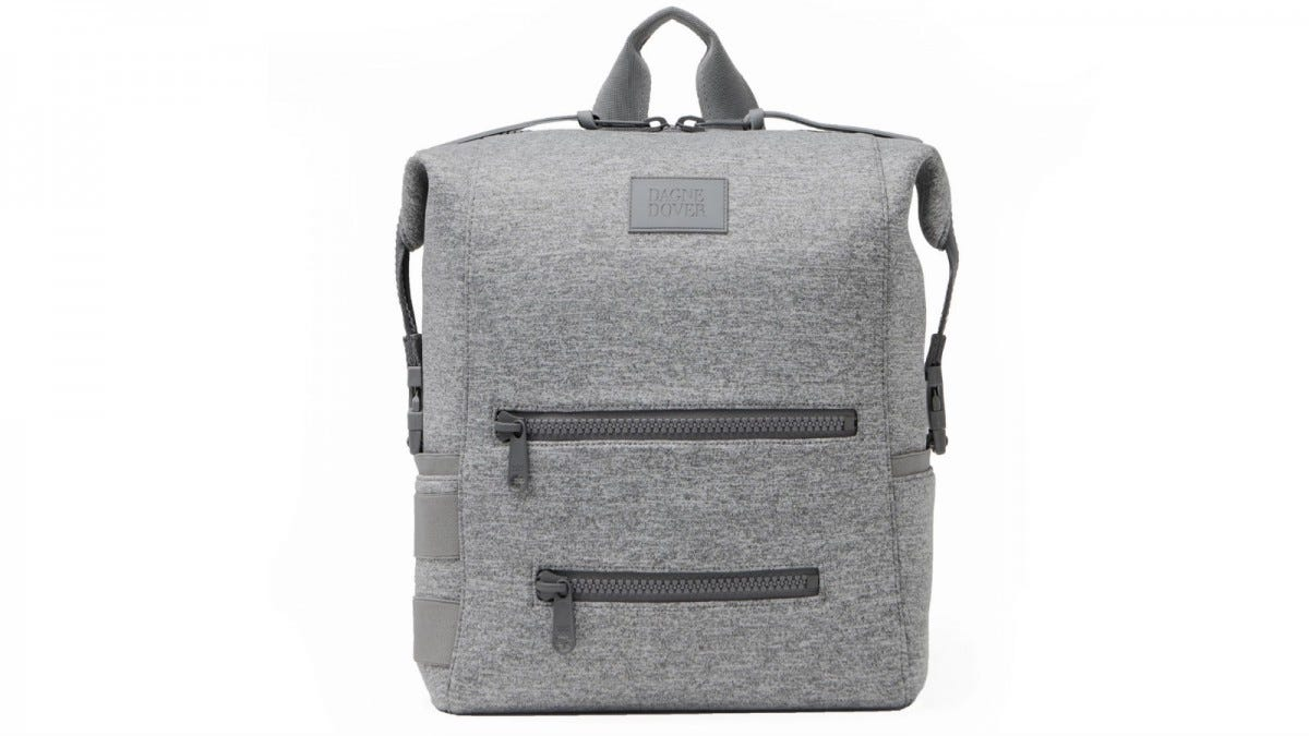 The Dagne Dover Diaper Backpack.