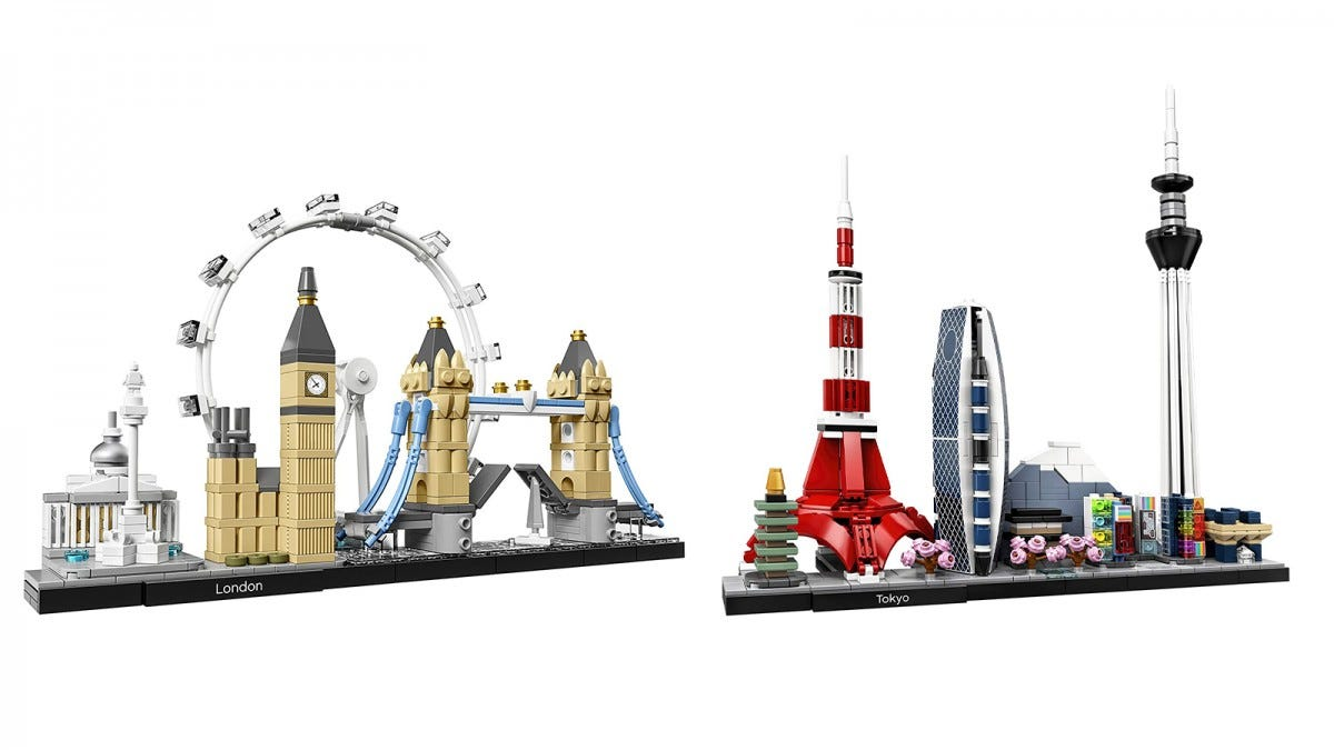 LEGO Architecture Skyline Series