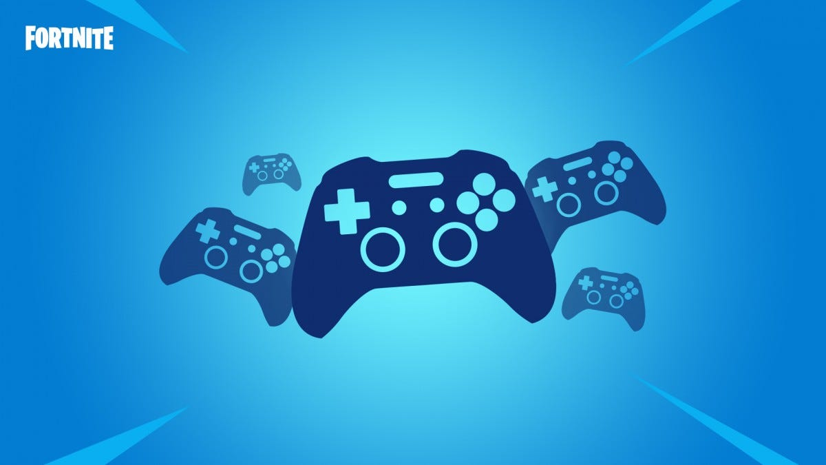 Fortnite game controllers