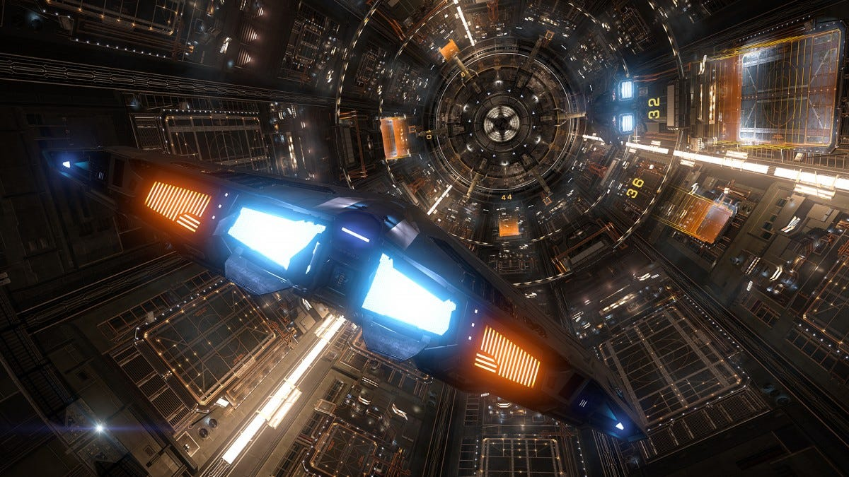 Elite Dangerous screenshot