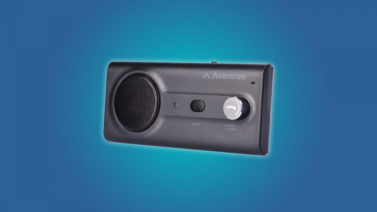 The Best Bluetooth Speaker Phones For Your Old Car – Review Geek