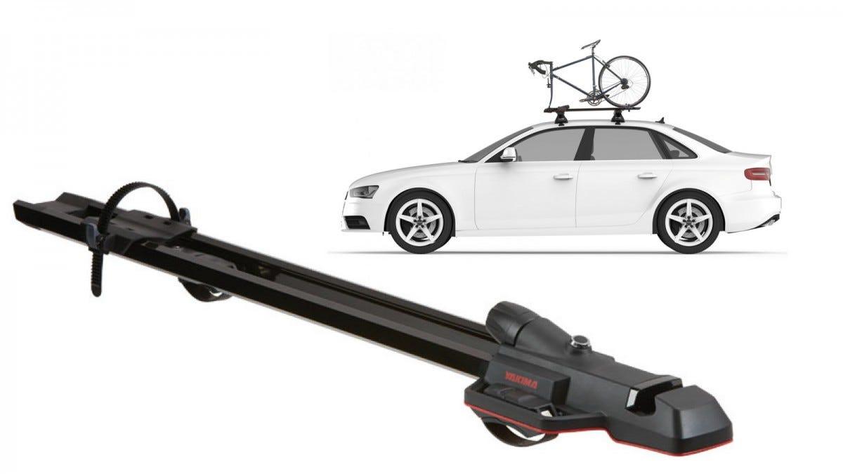 Yakima HighSpeed Fork Mount Bike Carrier roof car bike rack