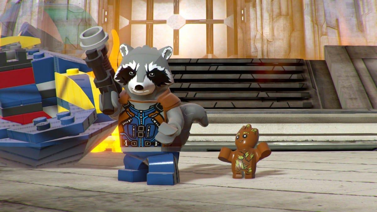 LEGO Marvel Super Heroes 2 screenshot