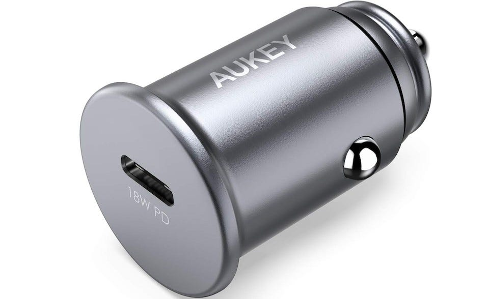 AUKEY car charger