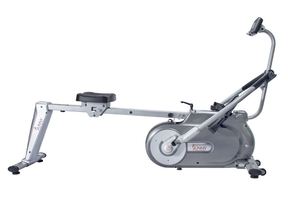 Sunny Health & Fitness Full Motion Magnetic Rowing Machine SF-RW5864