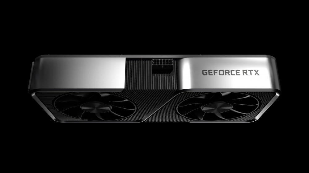 GeForce RTX 3070 graphics card