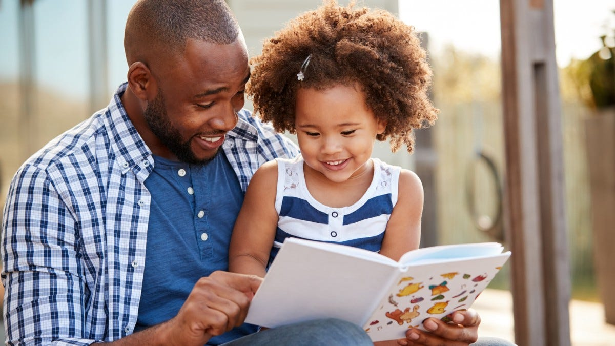 Read books with your child