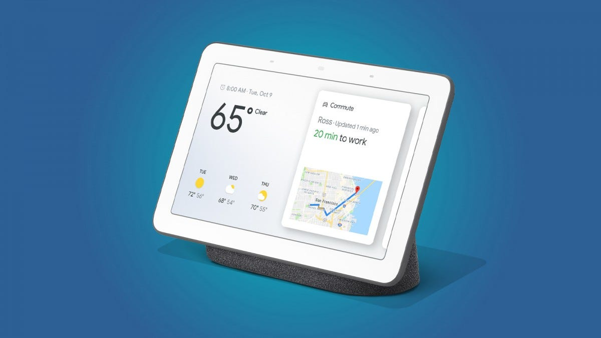 The Google Home Hub Isn't A True Smarthome Hub (But These Products