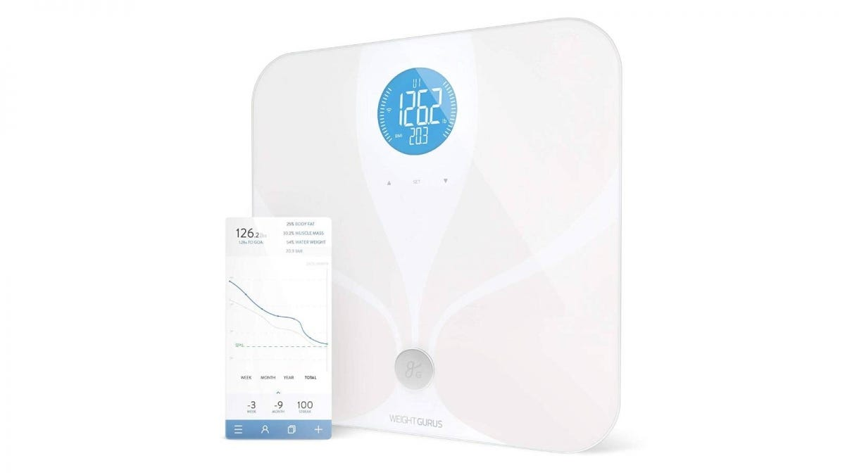 Greater Goods Wi-Fi Bathroom Scale