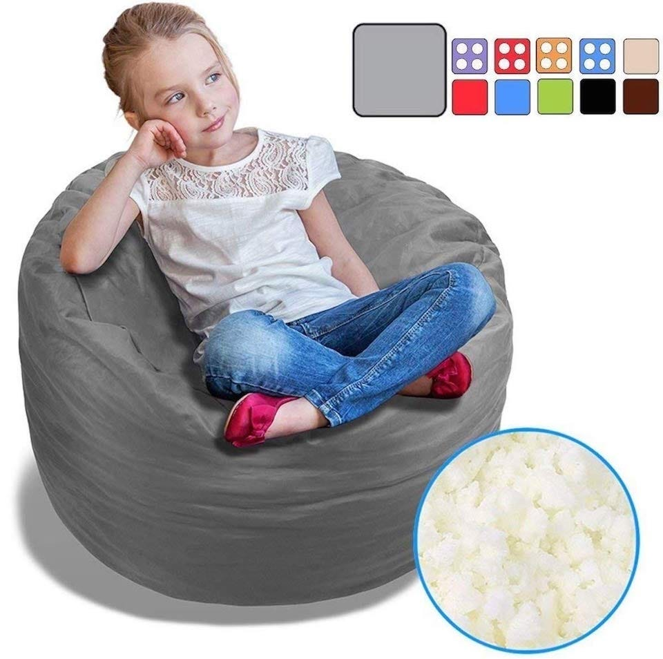 Super The Best Individual Bean Bag Chairs For Every Space Review Cjindustries Chair Design For Home Cjindustriesco