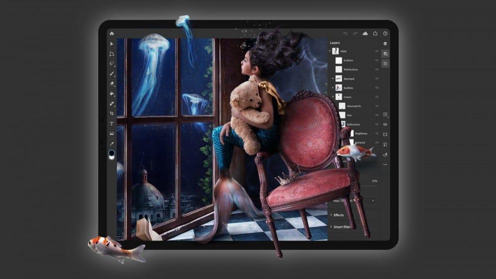 iPad Photo Editors