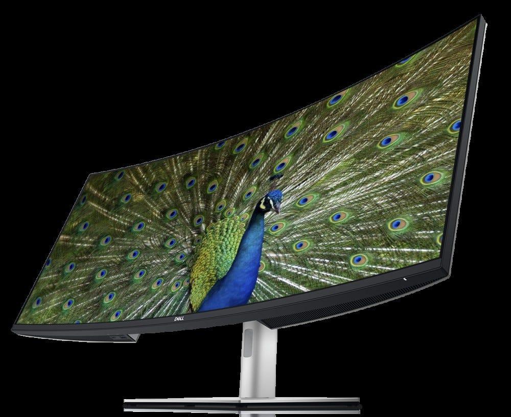 Dell Ultrasharp 40-inch promo image