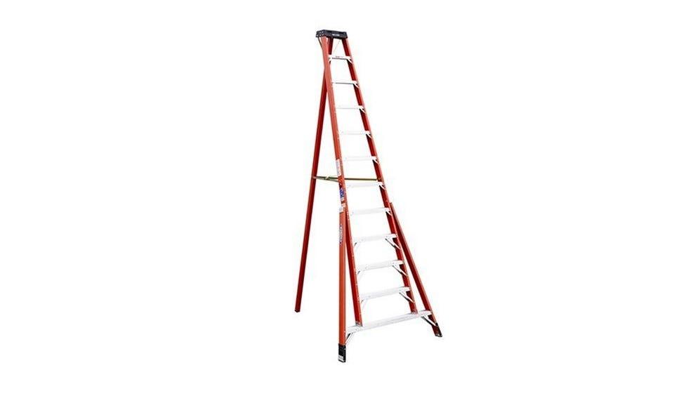 Werner tripod ladder