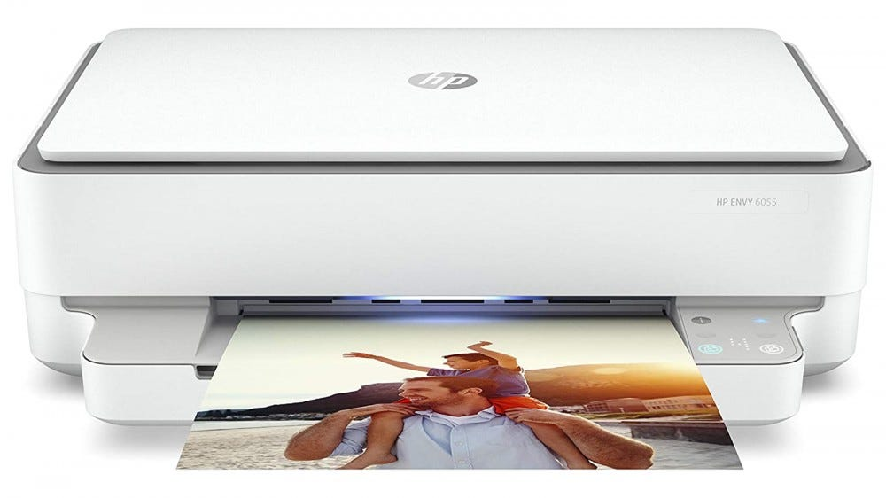 HP ENVY Pro 6055 Wireless All-in-One Printer