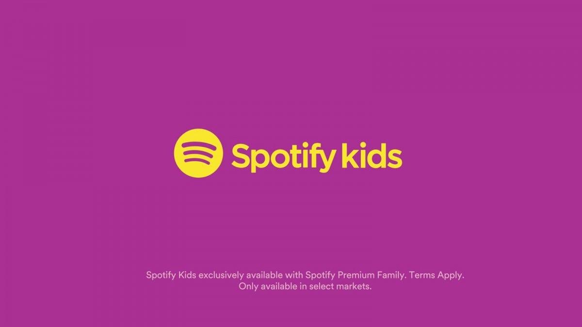 The Spotify Kids Logo