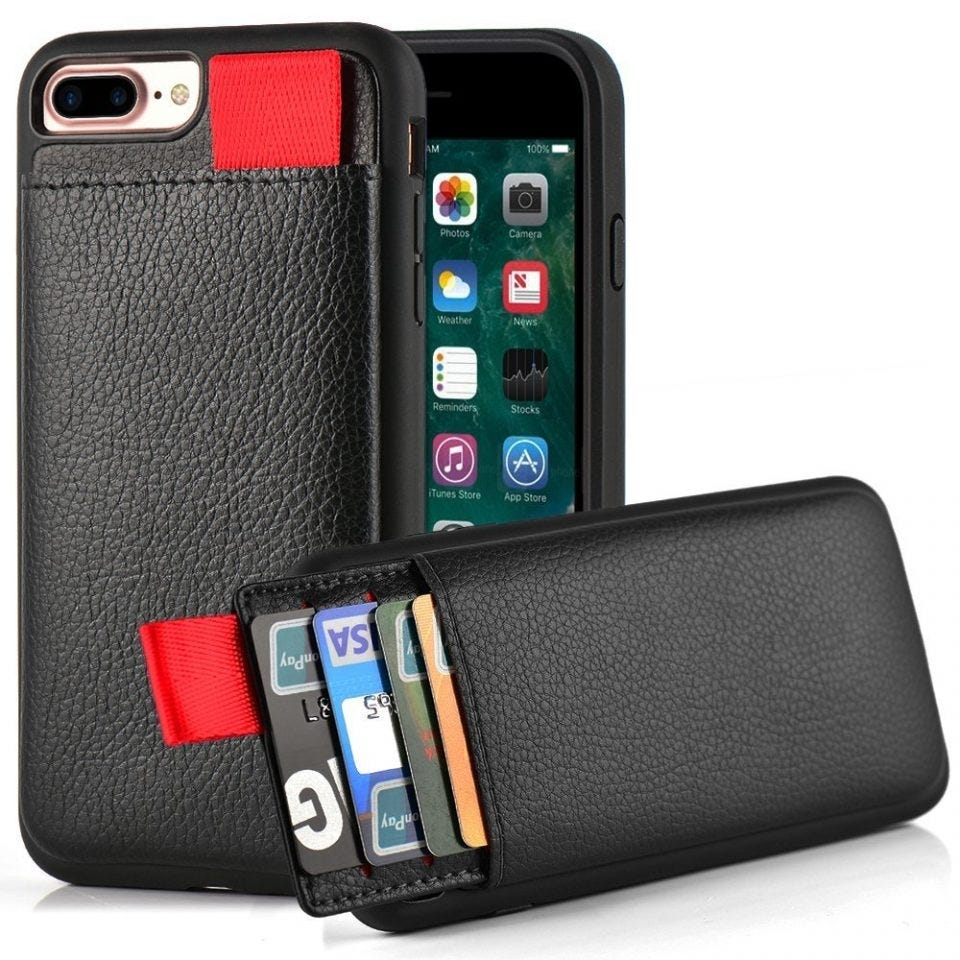 Turn Your iPhone into a Wallet with These 5 Cases and