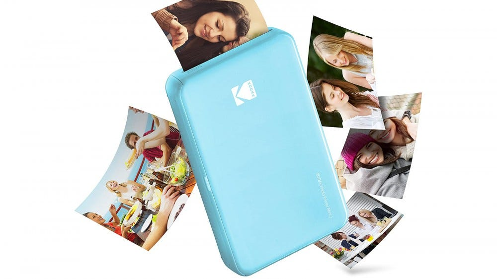 Kodak Mini 2 best photo printer for android