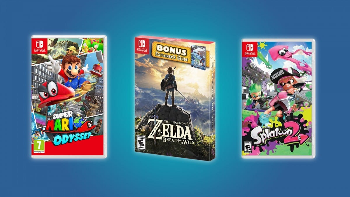 Gamer Deal Six Great Switch Games Are 45 Apiece Right Now Review Geek