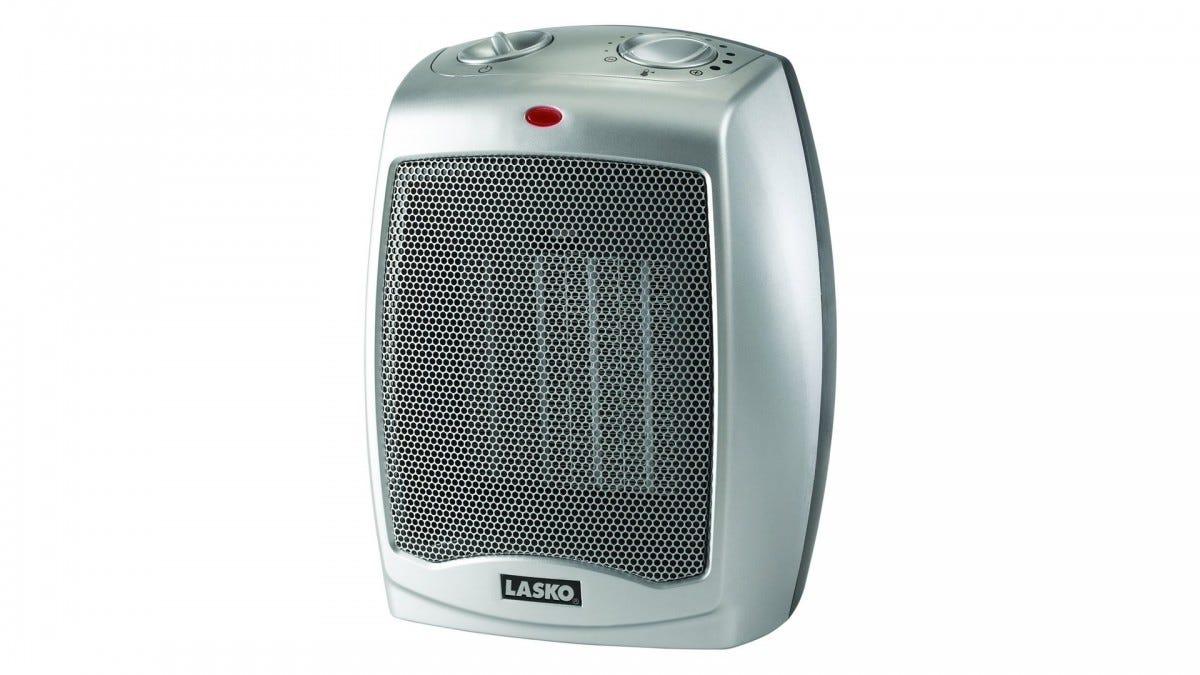 The Lasko 754200 Space Heater.