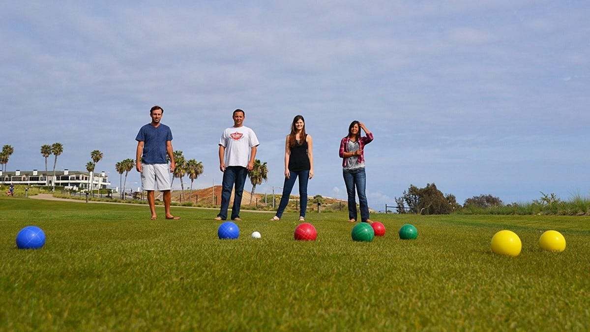 Washer Toss Game Set Games Adults Party Lawn Yard Summer Family Fun Outdoor New Other Backyard Games