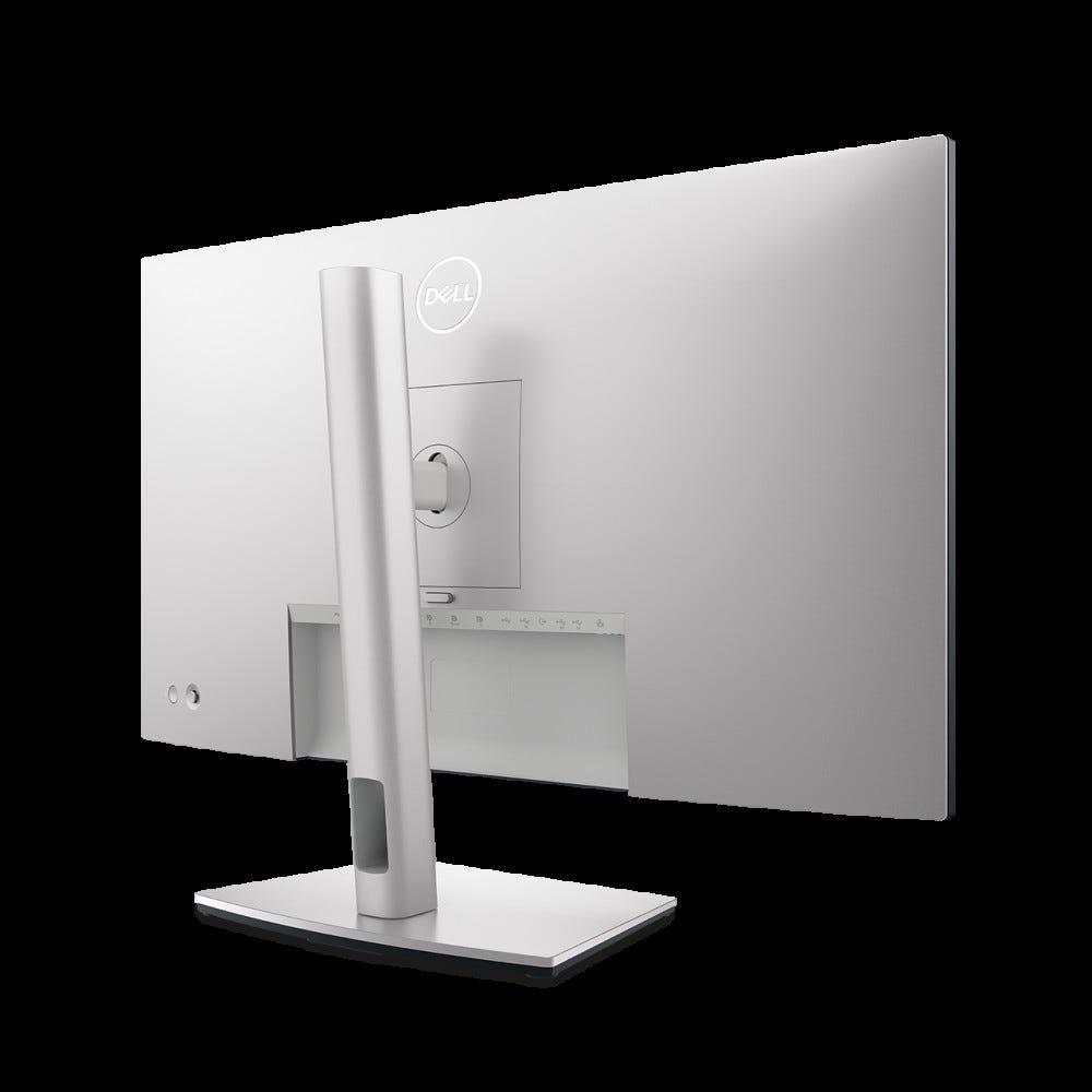 Dell Ultrasharp 27-inch promo image with USB-C, rear