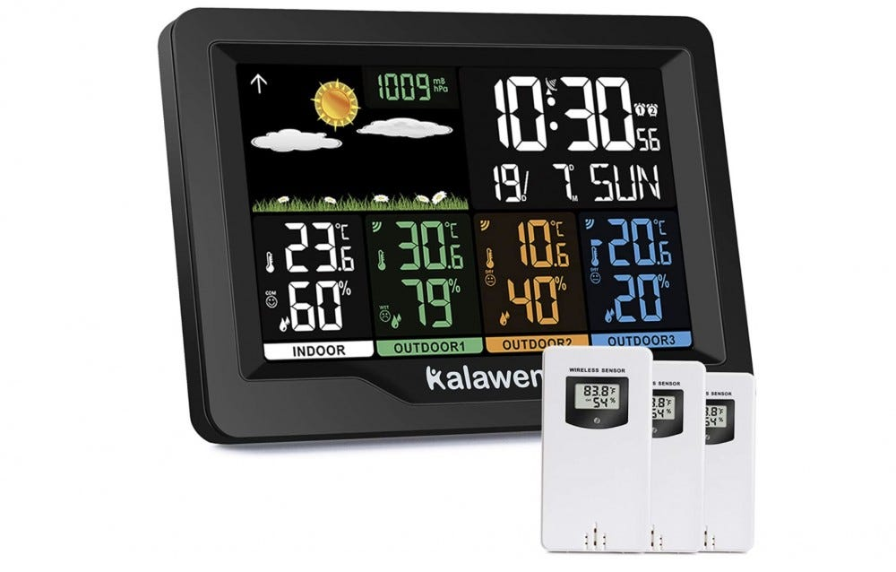 Kalawen weather machine