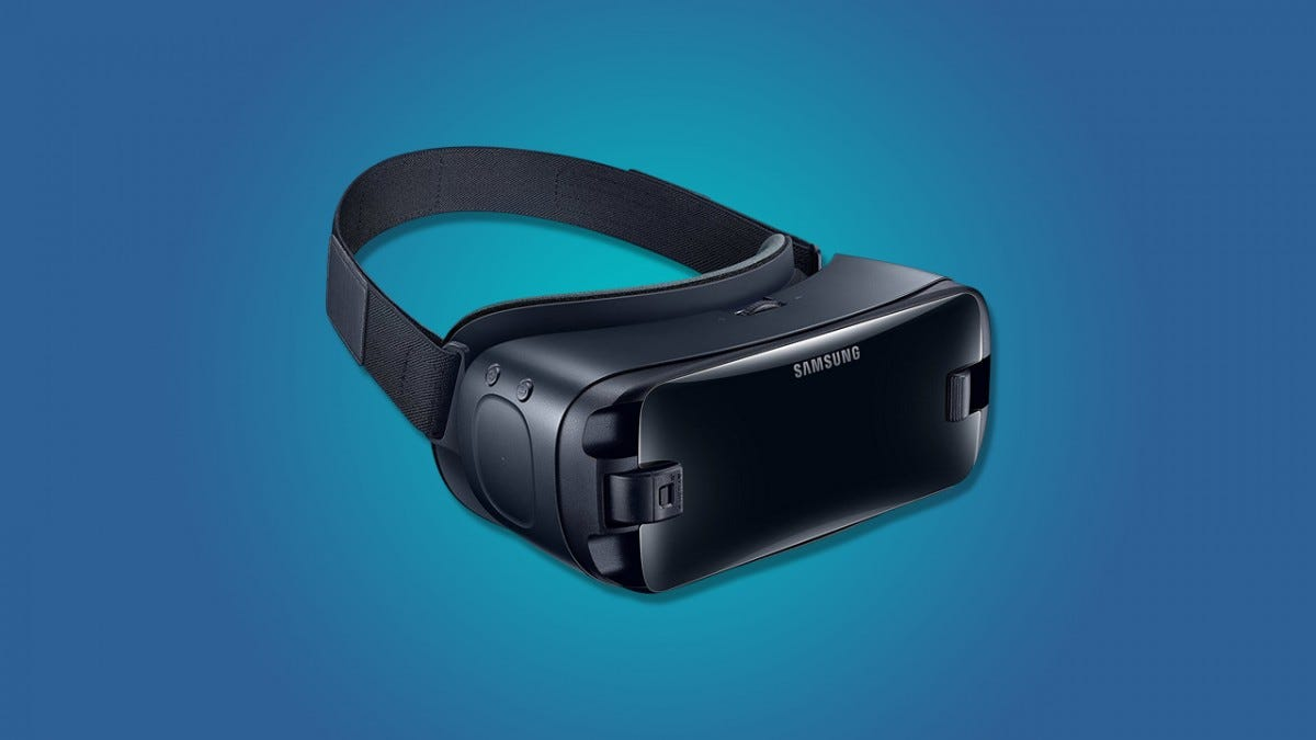 204d9a428d9 Samsung s Gear VR is a lot like the Google Daydream. It also has a padded  headset with a custom controller that pairs with your phone and allows you  to aim ...