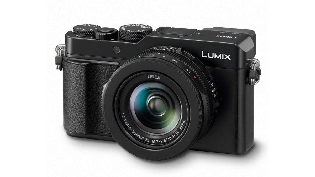 The Panasonic Lumix LX100 II