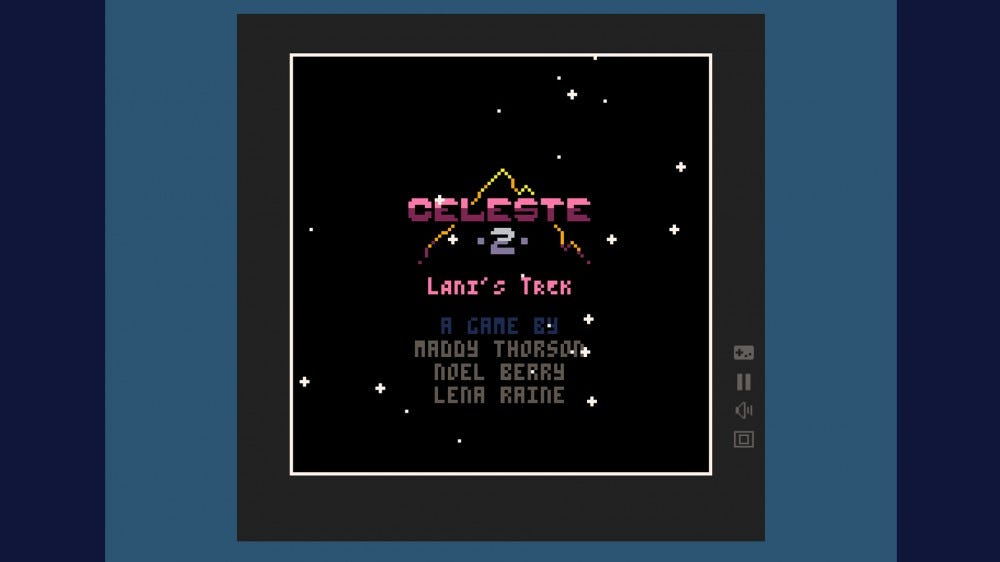 Celeste 2: Lani's Trek available to play in your browser