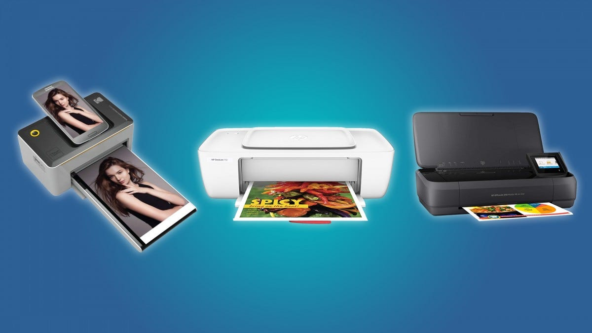 The Best Portable Printers For Printing On The Go – Review Geek
