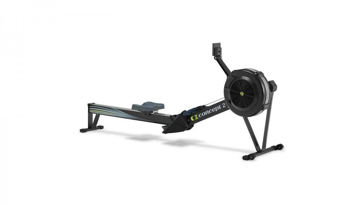 The Concept2 Model D Indoor Rowing Machine