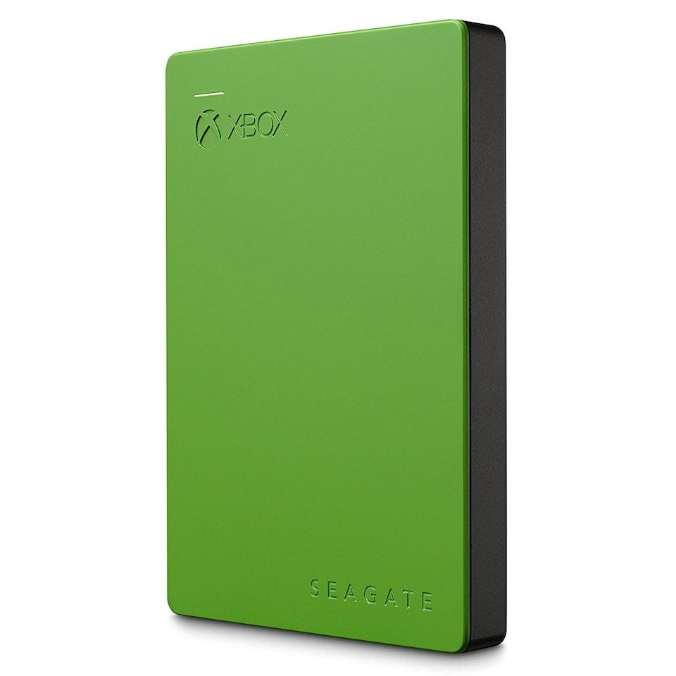 The Best External Hard Drives For Your Xbox One Or Playstation 4