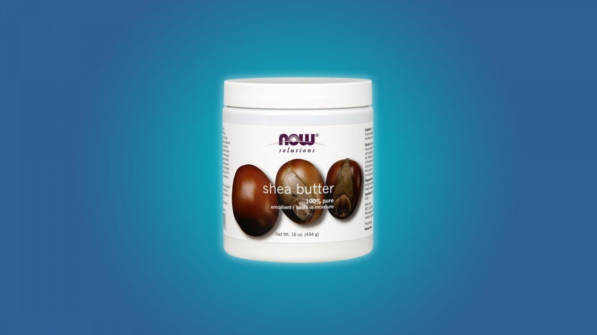 The NOW Solutions Shea Butter