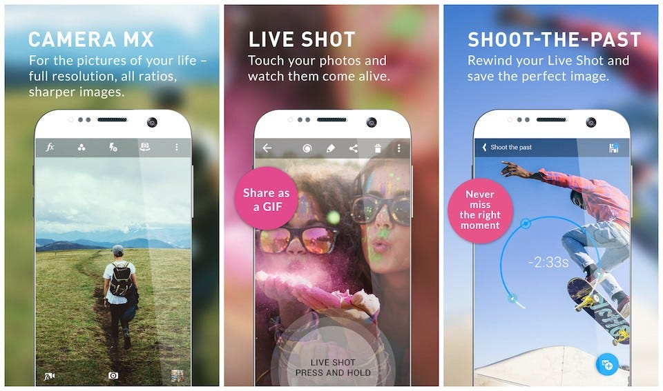 6 Mobile Apps for Creating GIFs On the Go – Review Geek