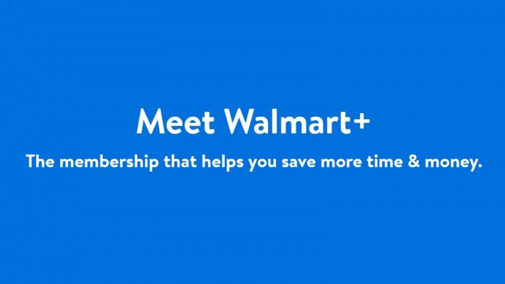 Walmart + promóciós oldal