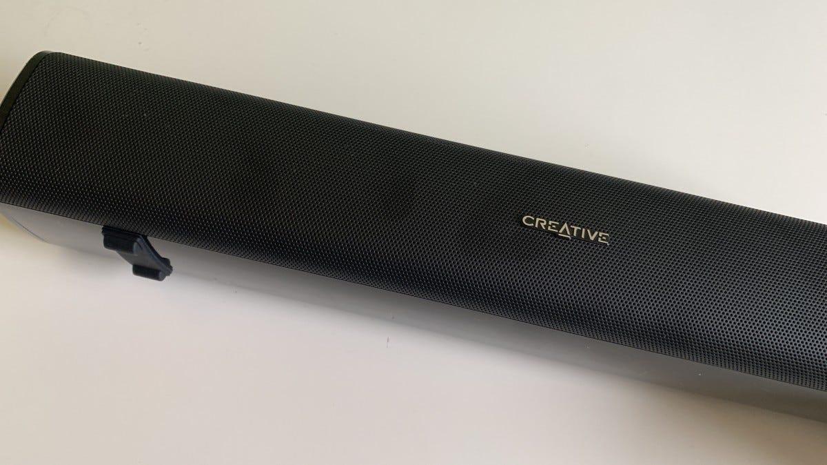 Creative Stage Air Review: Preiswerte und fröhliche Computer-Soundbar