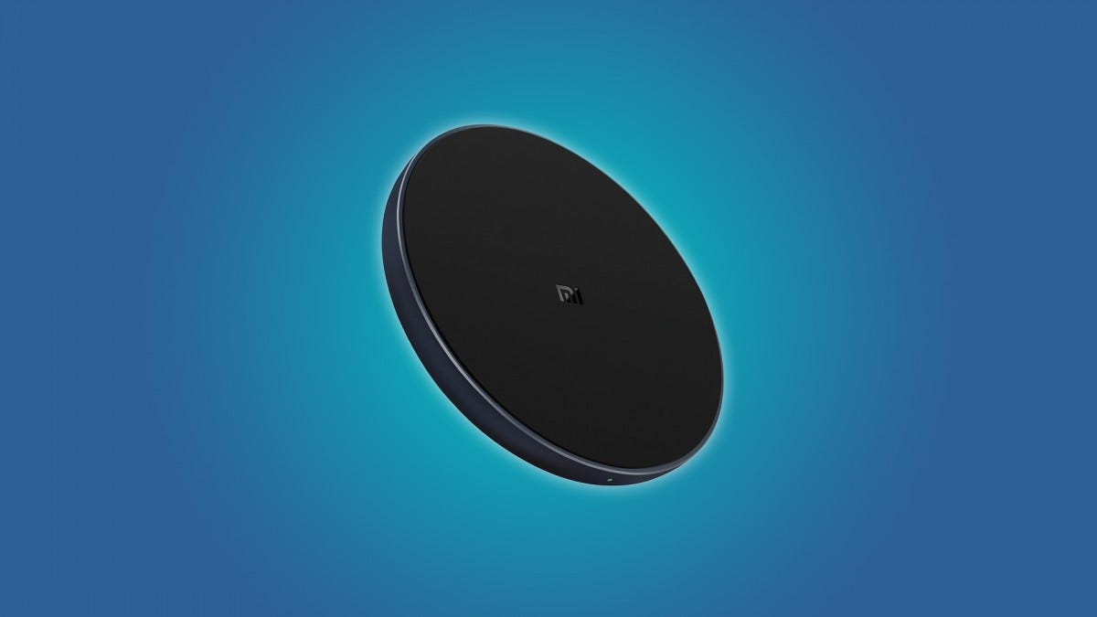 The Xiaomi Wireless Quick Charging Pad