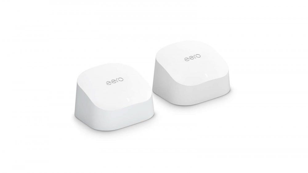 Two Eero 6 routers