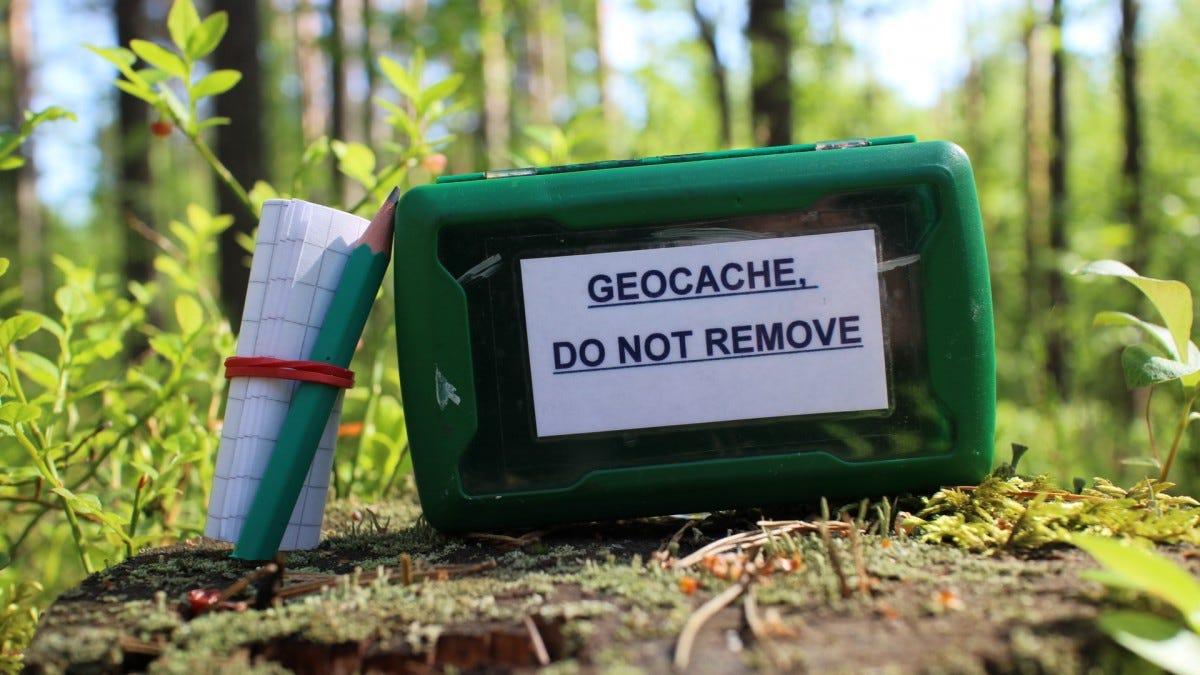 Geocaching Apps hero