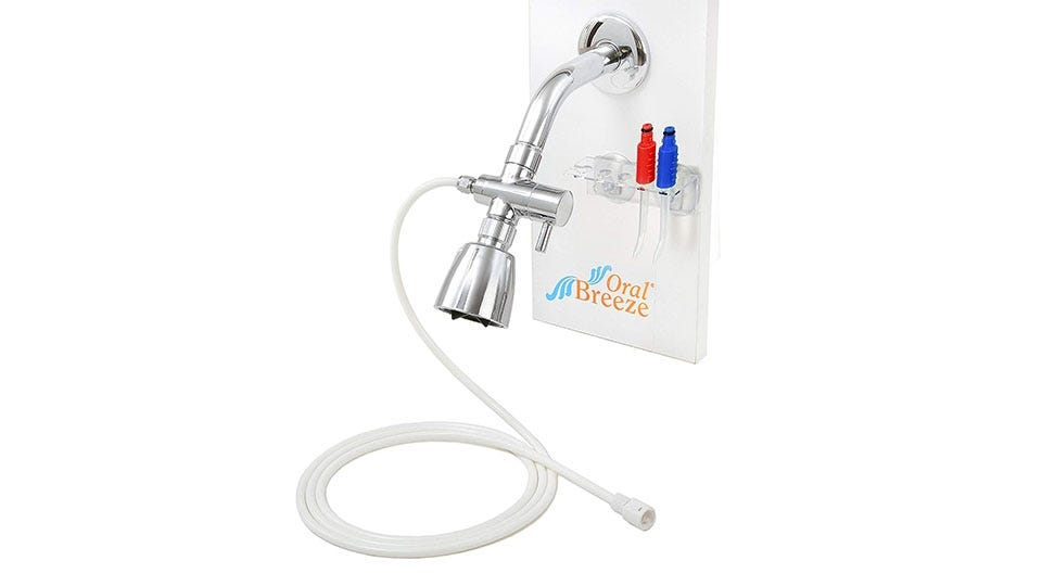 ShowerBreeze Water Flosser
