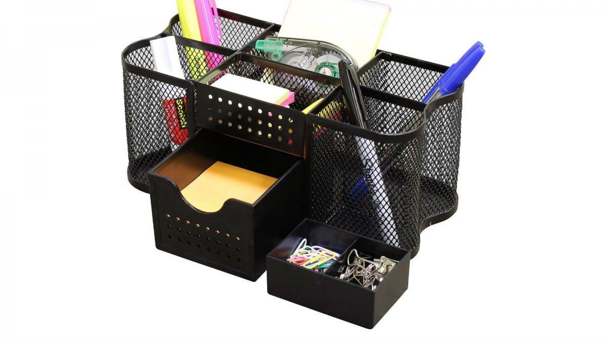 DecoBros Desk Supplies Organizer Caddy