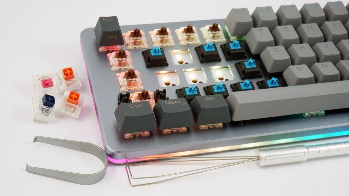 Drop ALT Has Everything You Want in a Custom Keyboard