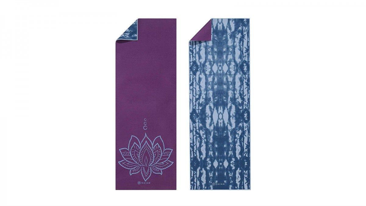 Gaiam Extra Thick Yoga Mat