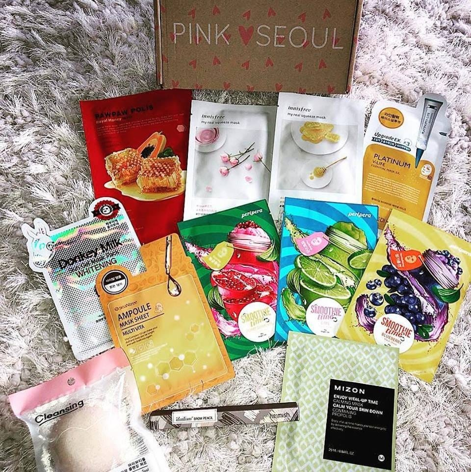 PinkSeoul Subscription Box