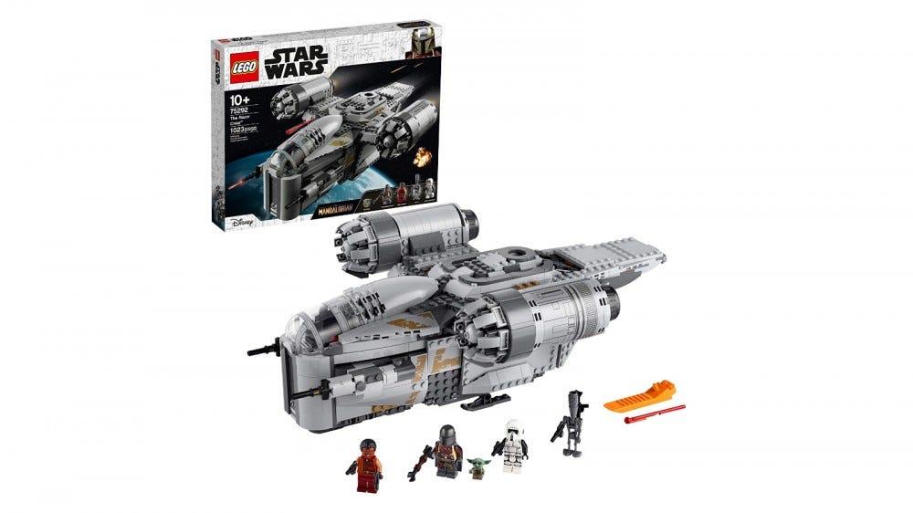 LEGO Star Wars: The Mandalorian The Razor Crest