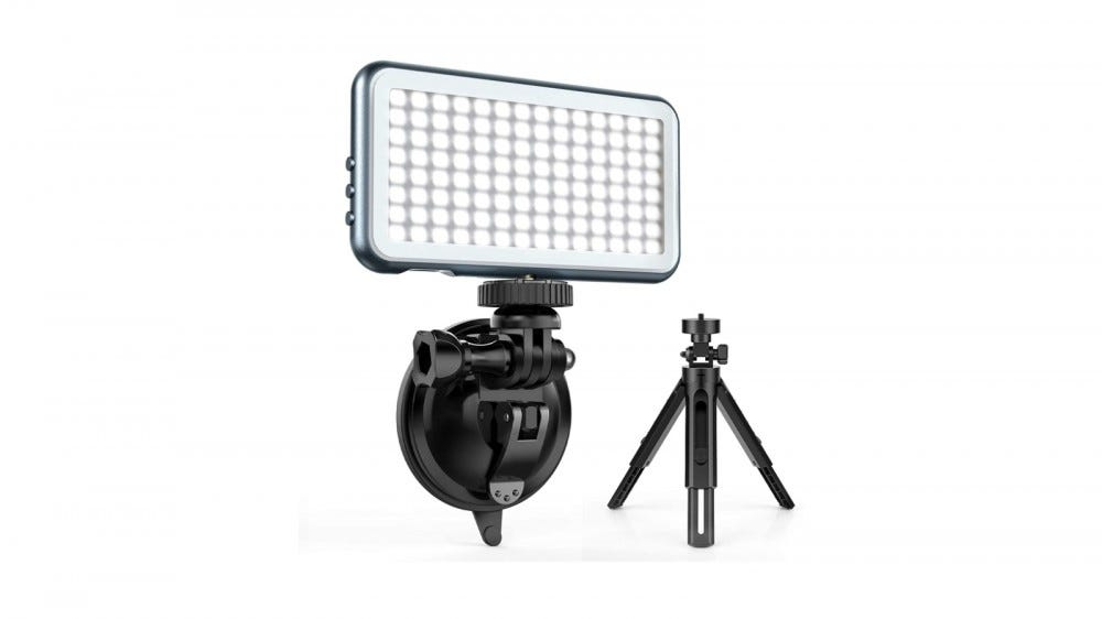Jelly Comb LED Light with tripod