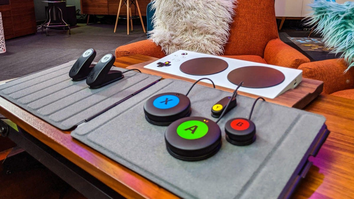 The Logitech Adaptive Kit Makes Accessible Gaming Affordable